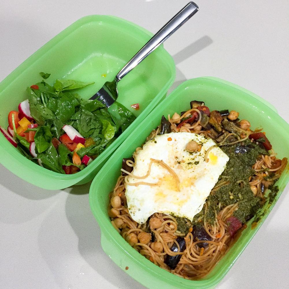 Green Chef garbanzo bean fideos