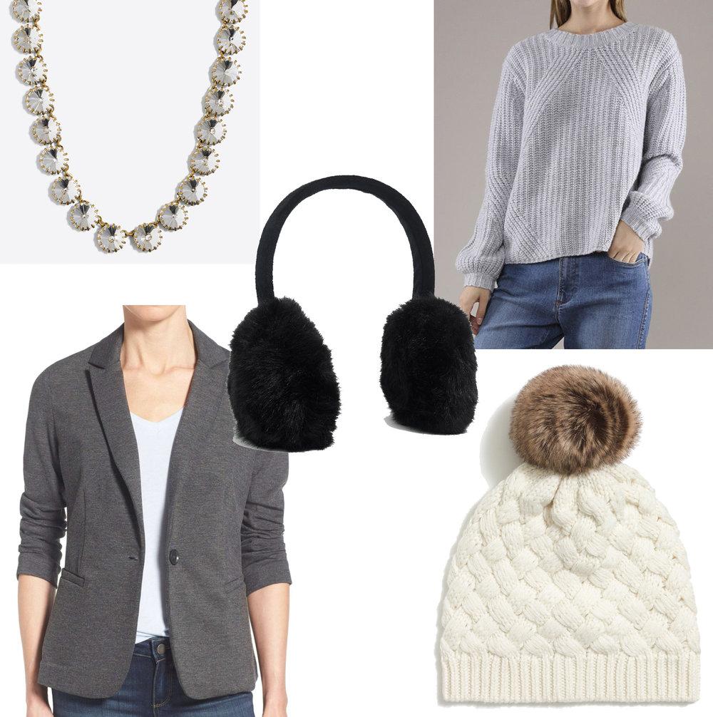 November 2017 wardrobe additions — Cotton Cashmere Cat Hair