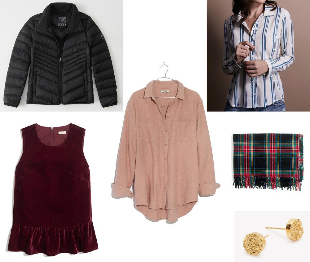 December 2017 wardrobe additions — Cotton Cashmere Cat Hair