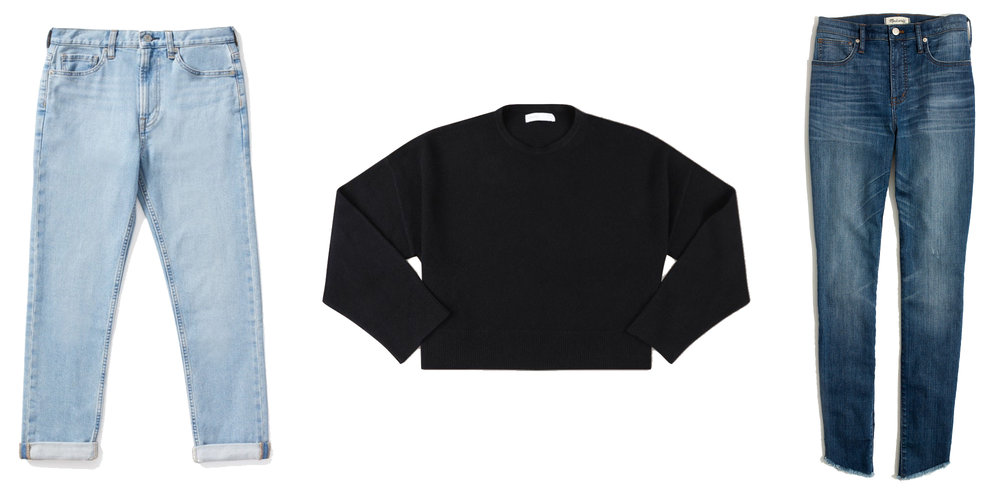 Winter 2018 wardrobe additions — Cotton Cashmere Cat Hair