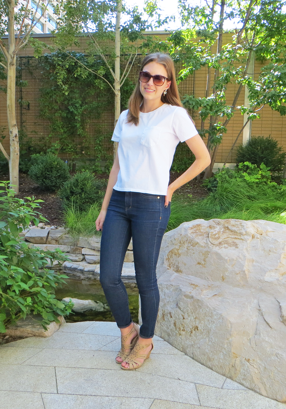 Dressing up the basics with Earthies Morolo sandals — Cotton Cashmere Cat Hair