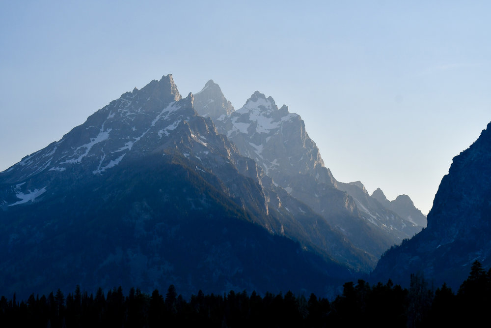 Grand Teton National Park — via Cotton Cashmere Cat Hair