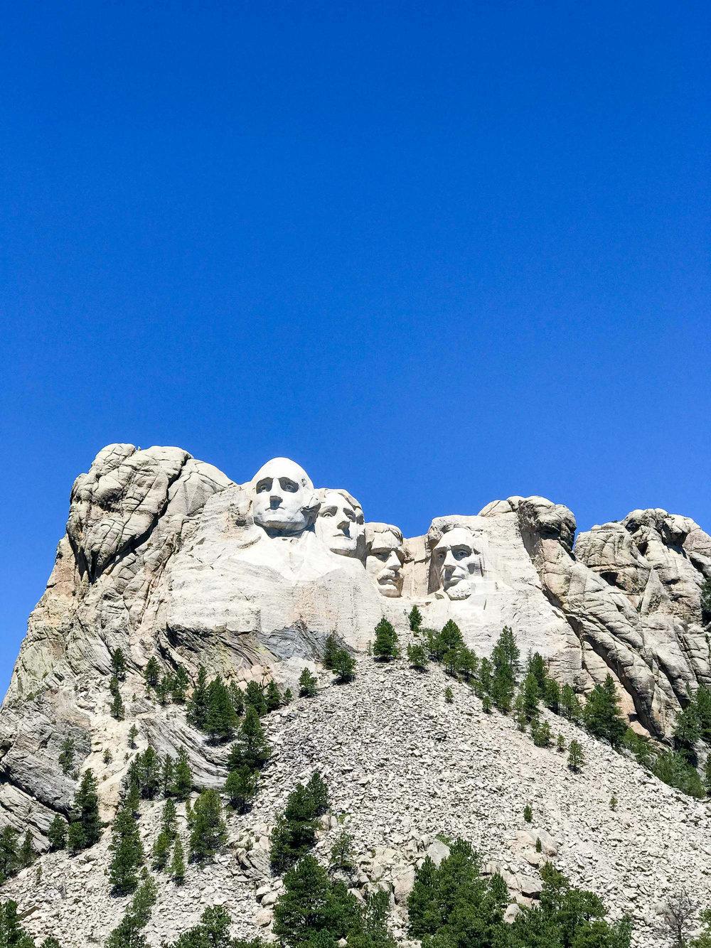 Mount Rushmore National Memorial — via Cotton Cashmere Cat Hair