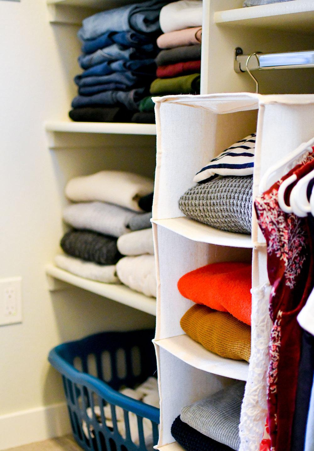 2018 closet inventory + wardrobe planning update — Cotton Cashmere Cat Hair