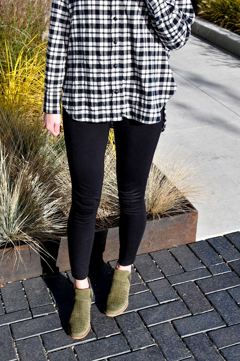 How to wear ponte pants to work — Cotton Cashmere Cat Hair