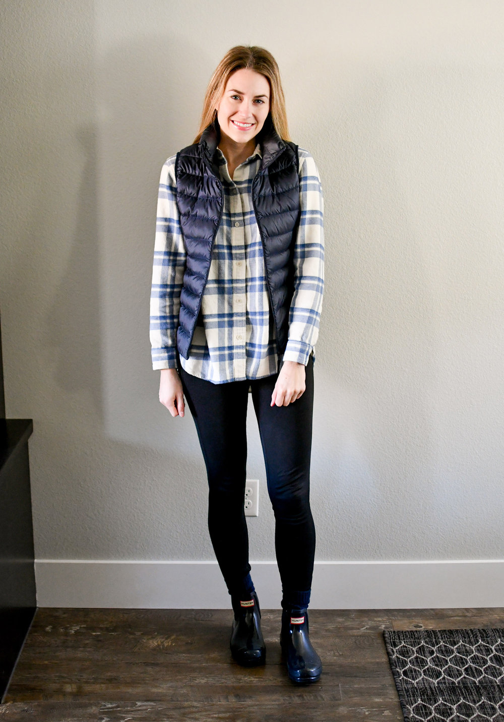 January Style Sudoku: Outfit 8 — Cotton Cashmere Cat Hair