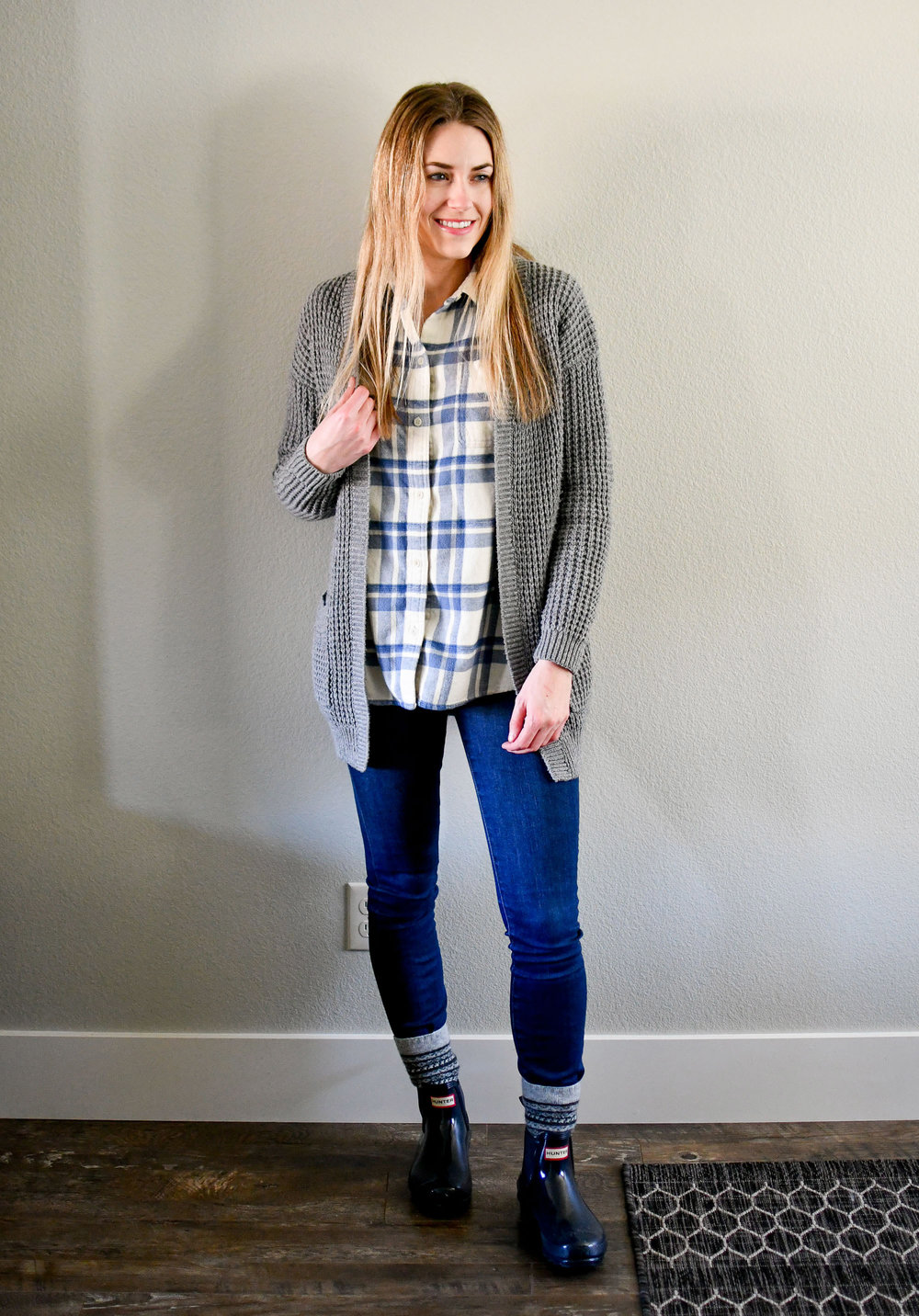 January Style Sudoku: diagonal 2 outfit — Cotton Cashmere Cat Hair