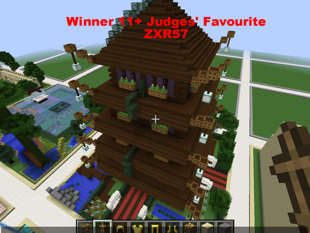 Winner 11+ Judges' Favourite - ZXR57