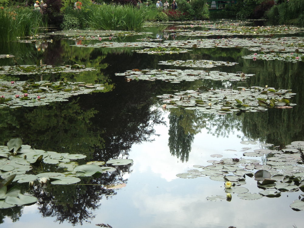 One of my pictures from Claude Monet's house in Giverny.