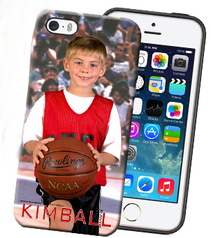 I Phone cases are available for the I Phone 5, I Phone 5s and the I Phone 6.