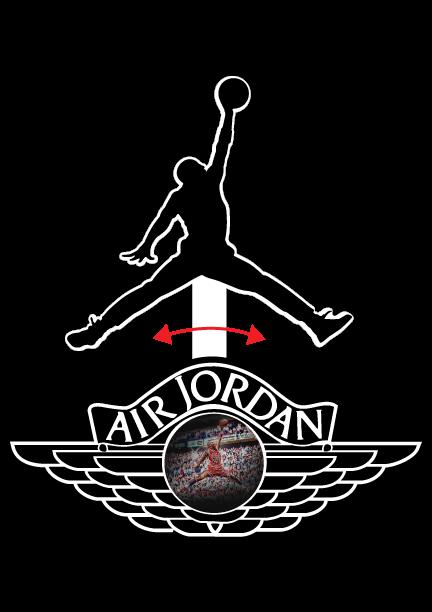 Michael Jordan Air Flight