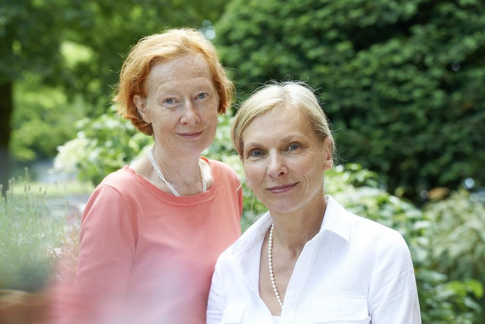 Petra Schwarz und Ulrike Schroeder