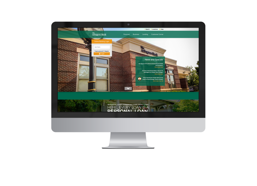 Arlington-Bank-Branding-Marketing-Website-Design