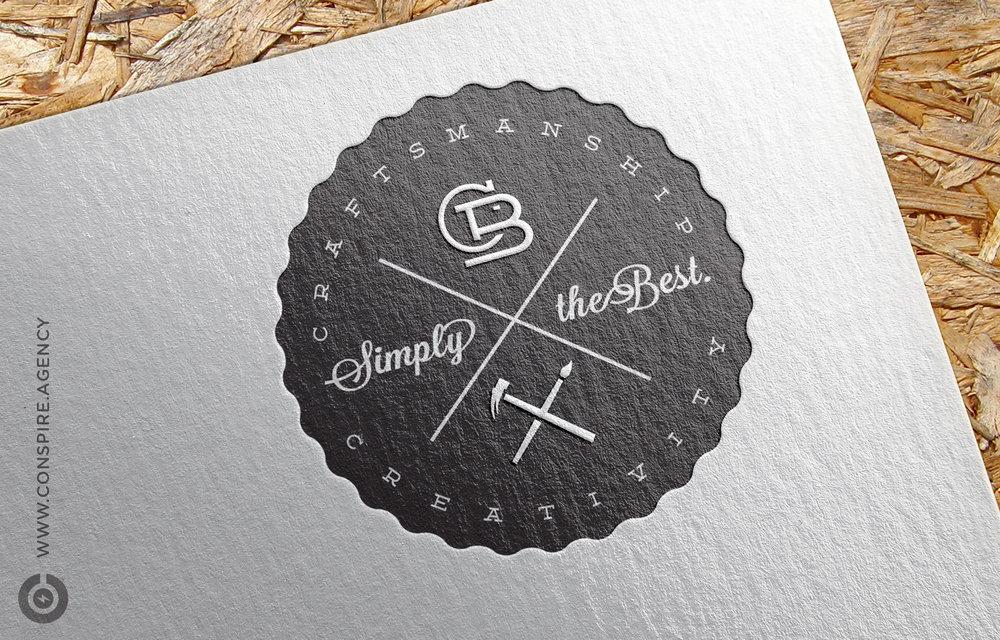 Crisci-Builders-Branding-Logo-Design