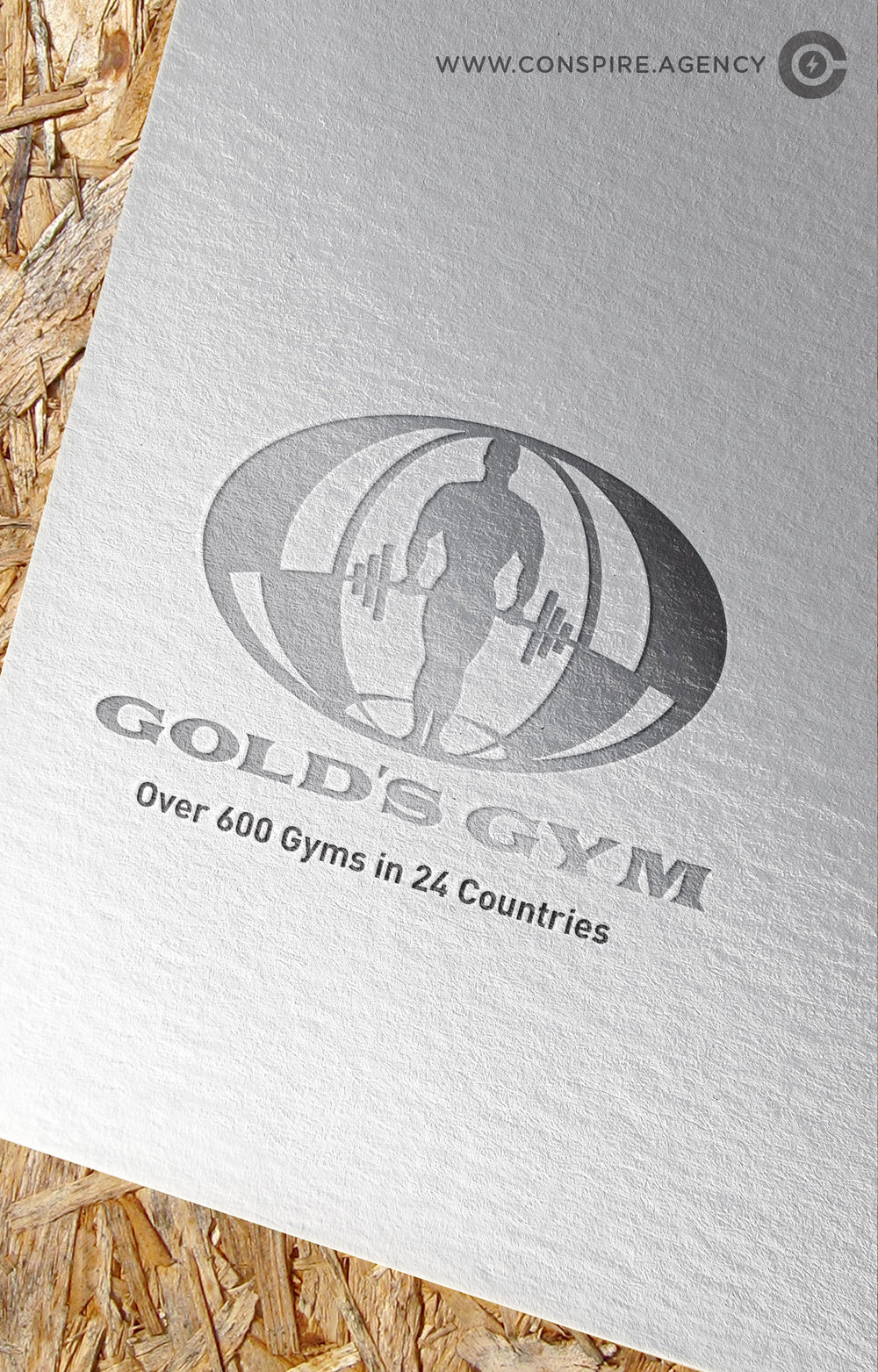 Golds-Gym-Branding-Logo-Design