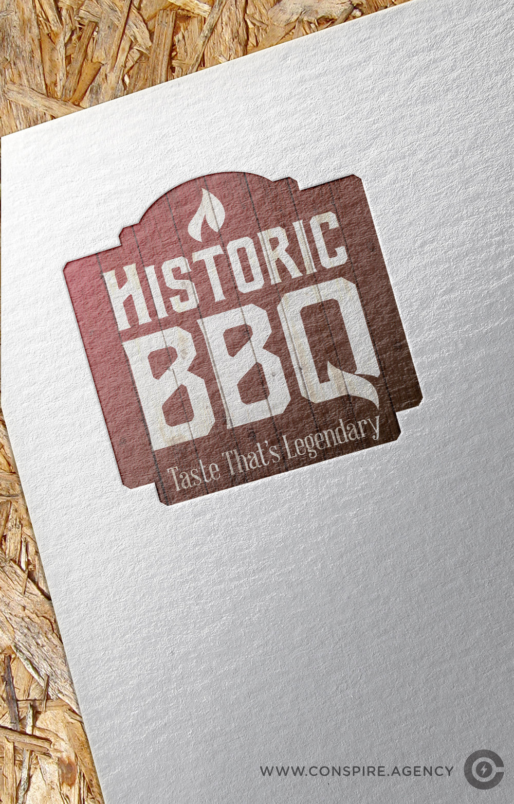 Historic-BBQ-Branding-Logo-Design