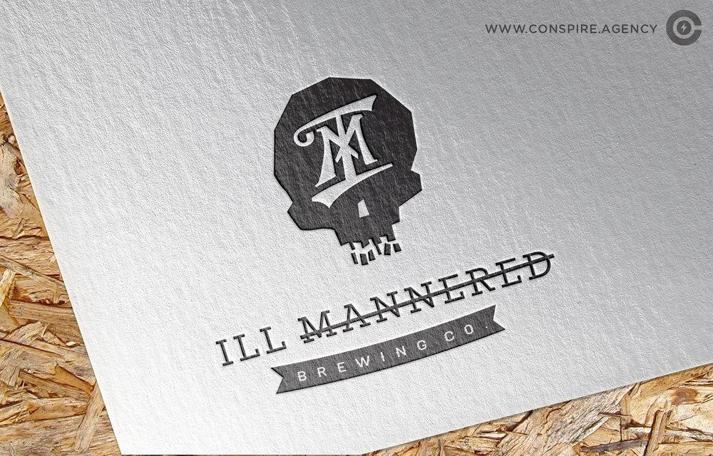 Ill-Mannered-Beer-Branding-Logo-Design