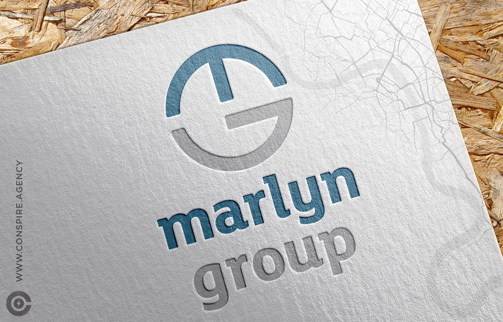 Marlyn-Group-Branding-Logo-Design