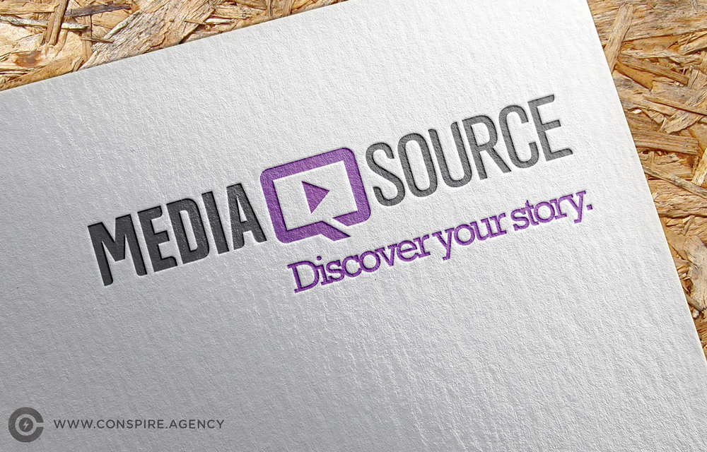 MediaSource-Branding-logo-Design