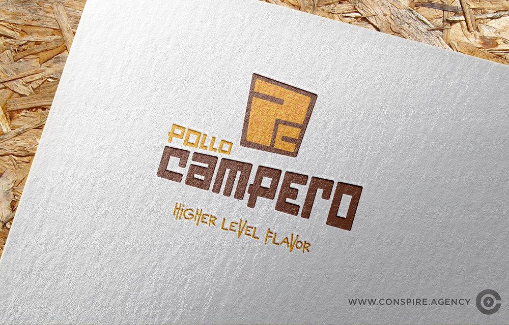 Pollo-Campero-Branding-Logo-Design