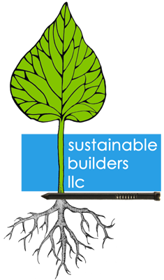 Sustainable Builders llc logo