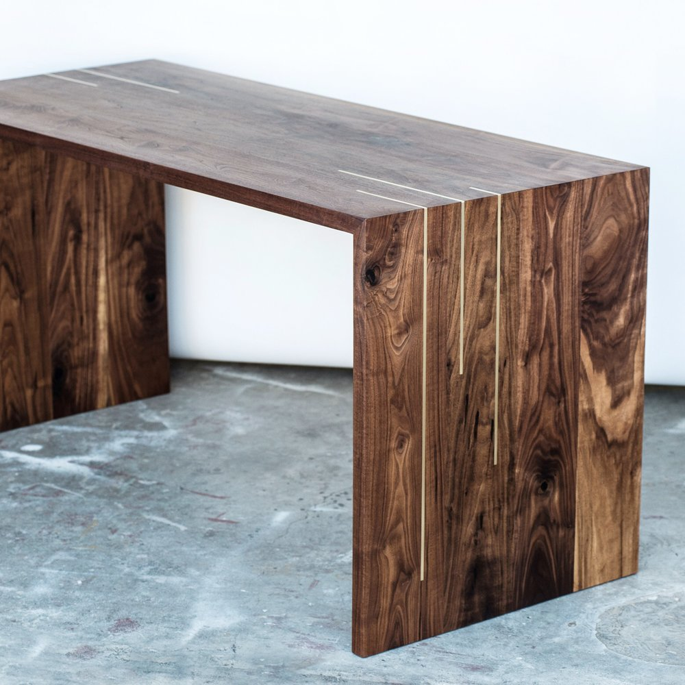 Walnut Desk with Brass inlay.jpg