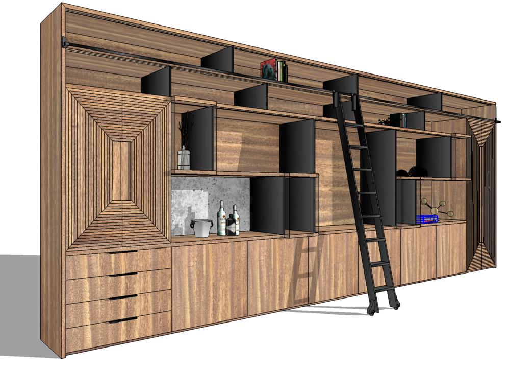 Custom Bookcase & Dry Bar - Carrie Livingston.png