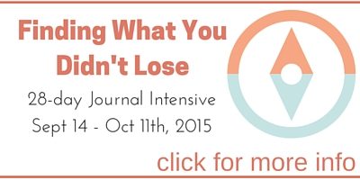 Finding What You Didn't Lose28-day journaling.jpg