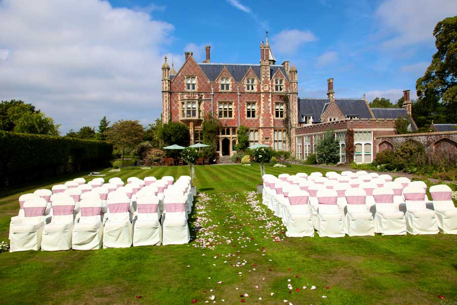 Weddings at Horsted Place