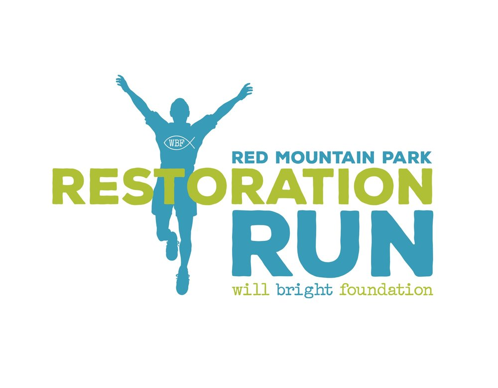Make your plans for the 3rd Annual   Restoration Run at Red Mountain Park,           April 29, 2017!