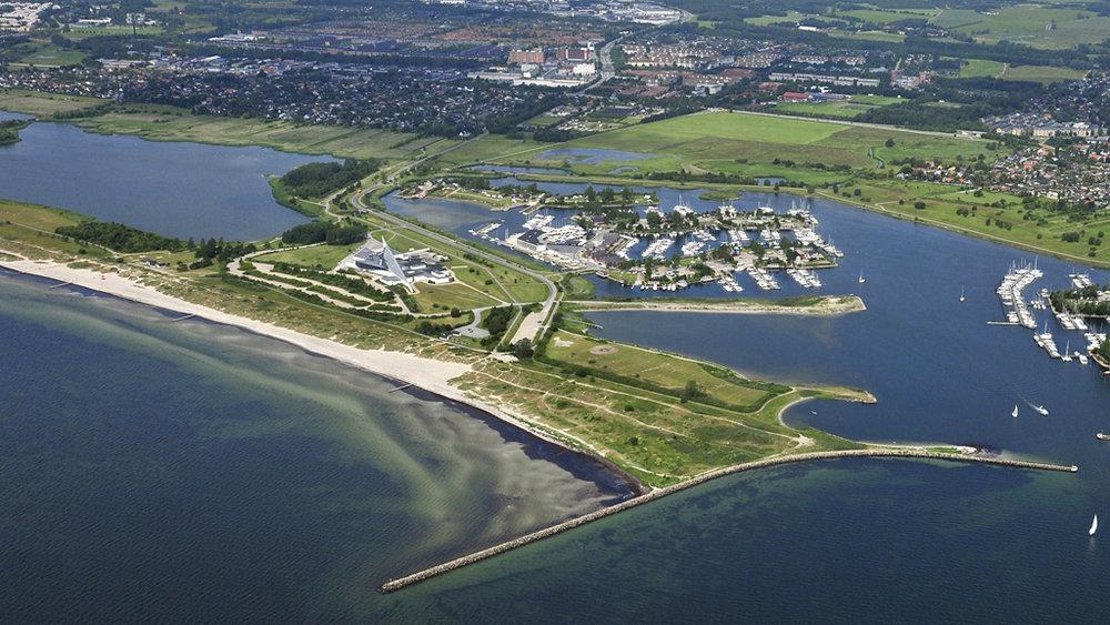 Ishoj, Copenhagen, Denmark - one of the places my family comes from. From:http://www.visitvestegnen.dk/ishoej-havn-gdk620905