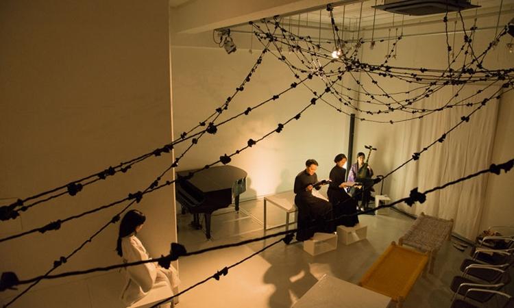 "3.Scenic Art ""UGETSU MONOGATARI"""