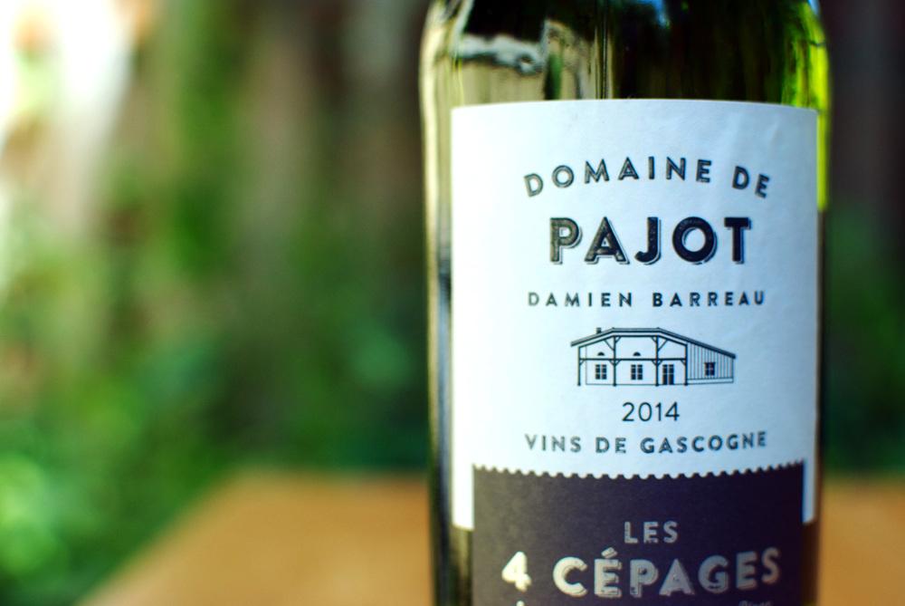 Domaine de Pajot Les 4 Cépages