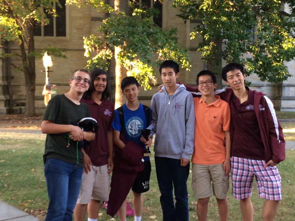 Academic Team - Princeton JV Team 2016.JPG