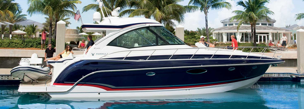 Formula Yacht | Luxury Sport Yacht |