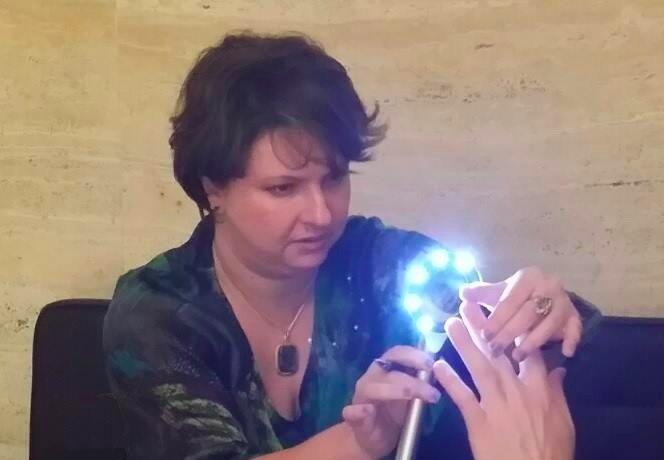 Irina Kavtsov Hand Analysis