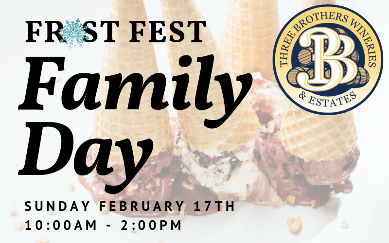 Finger Lakes Frost Fest Family Day logo
