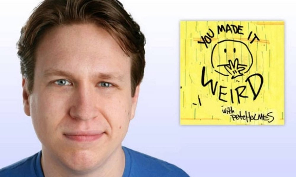 You Made It Weird with Pete Holmes .::. Episode #367 Azhar Usman .::. 17 May 2017