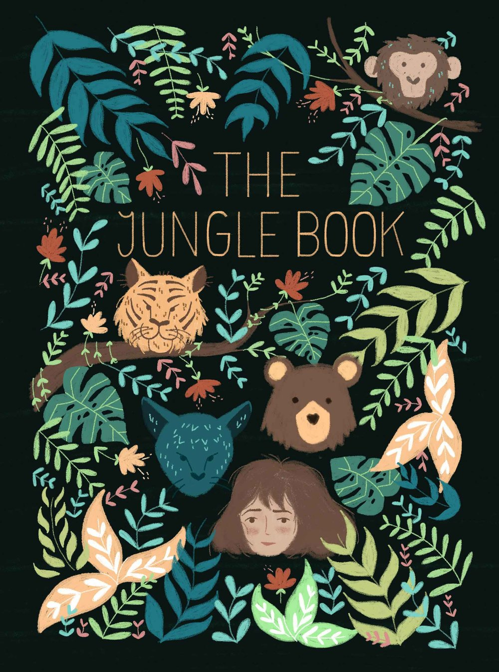 The Jungle Book Illustration