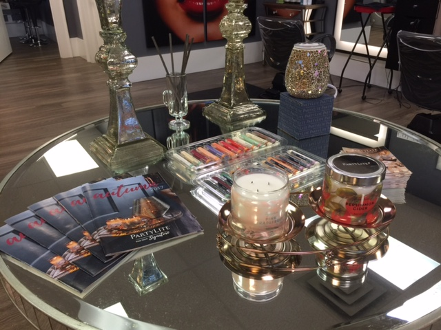 PartyLite At Dolce Hair Salon