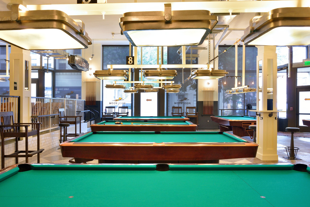 Greenleafs Pool Room