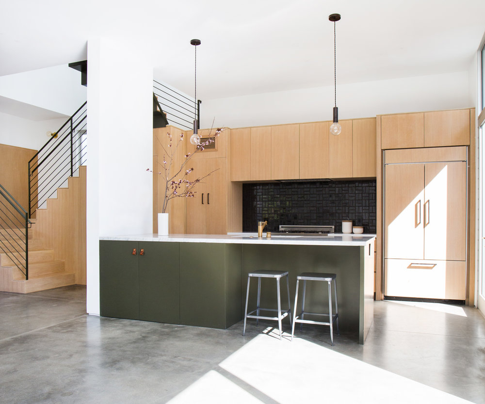 Venice Modern Kitchen