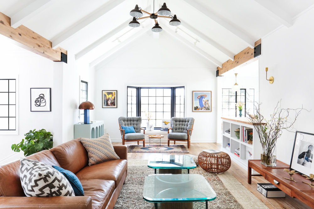 Scandinavian-Style Interiors - Swedish home design, which embraces principles of modernity,is all about subtle colors, clean lines, and fresh wood elements. Browse 26 gorgeous images from Dering Hall talents that showcase elements of the Scandinavian look.
