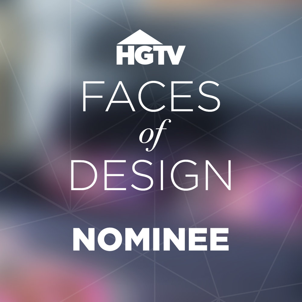 COLOR + PATTERN | HGTV FACES OF DESIGN 2018 - From happy hues to wallpaper and fabrics, these designs push boundaries to create stunning one-of-a-kind spaces.