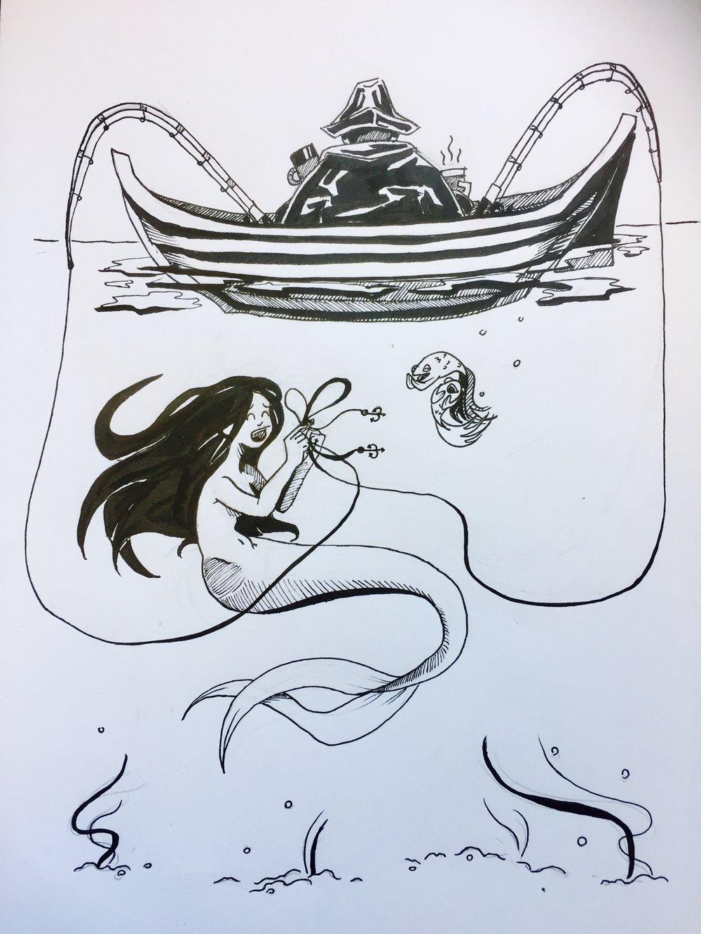 #4: Underwater