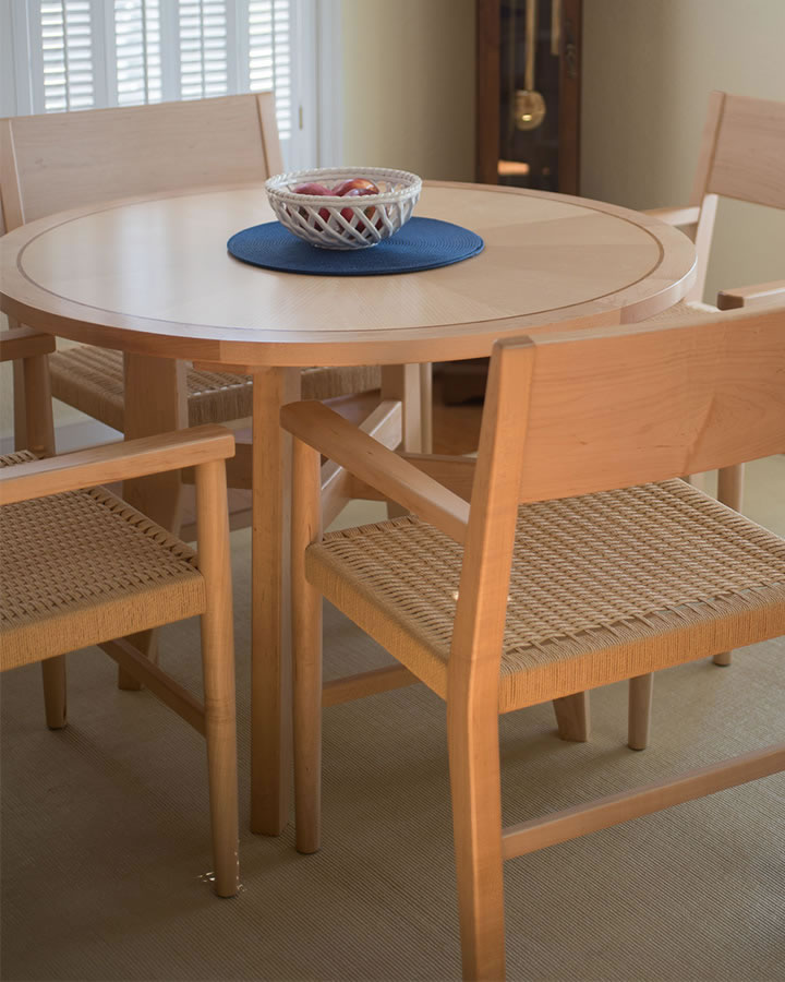 Let us know about your project, big or small, and we will work with you to design and create a handcrafted Bohnhoff Woodworking original that fulfills your needs.
