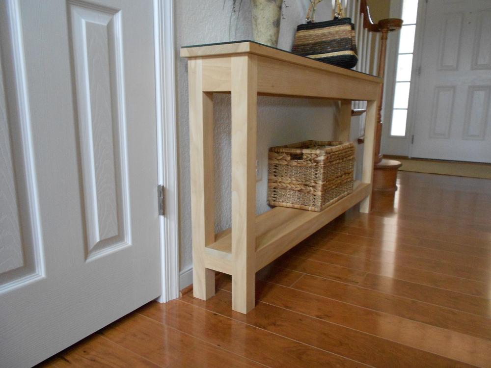 Tables Bohnhoff Woodworking