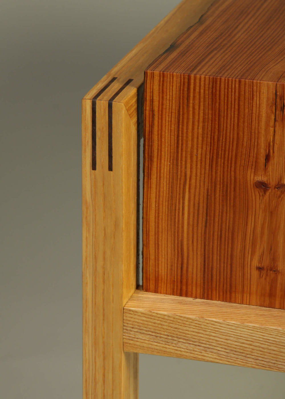 Above: Example of Mortise and Tenon Joinery