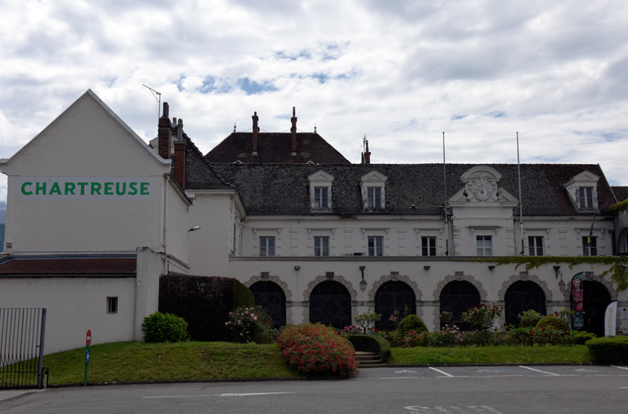 Chartreuse Cellars in Voiron (photo Chartreuse)