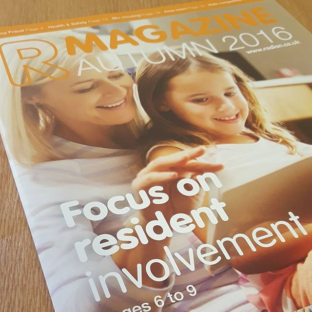 Always nice to see your work printed off #magazine #residential #design